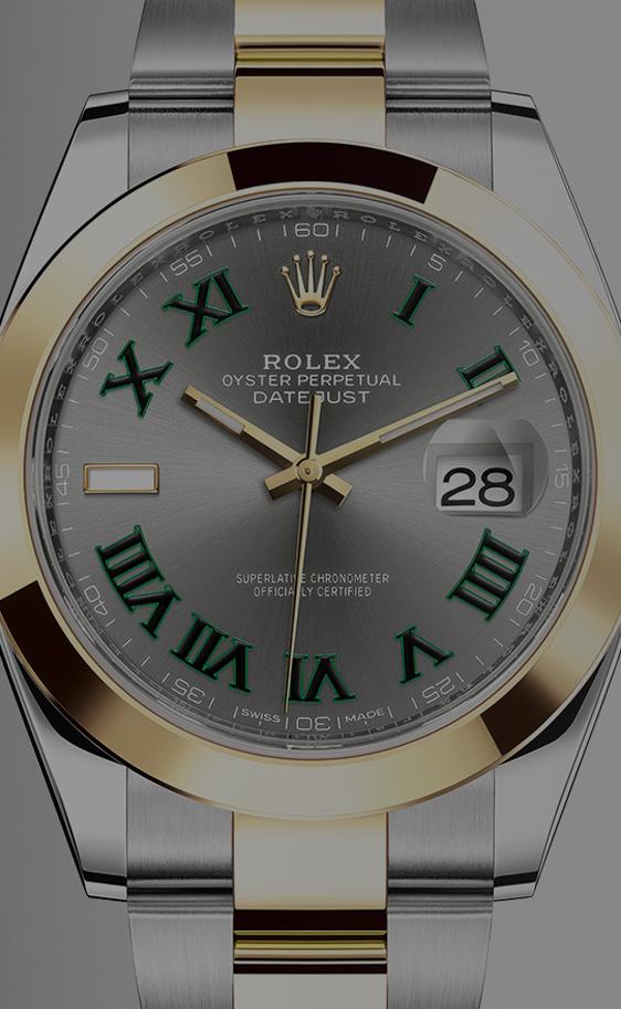 ROLEX EN PONS 1845