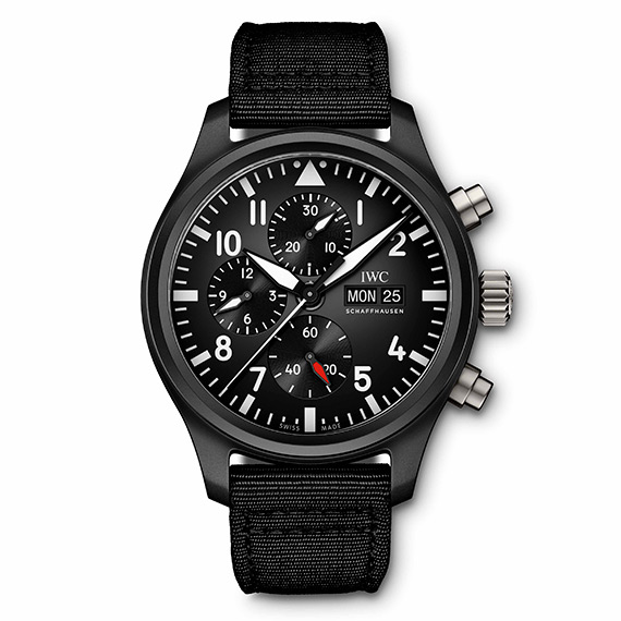 MONTRE D'AVIATEUR TOP GUN IW389101