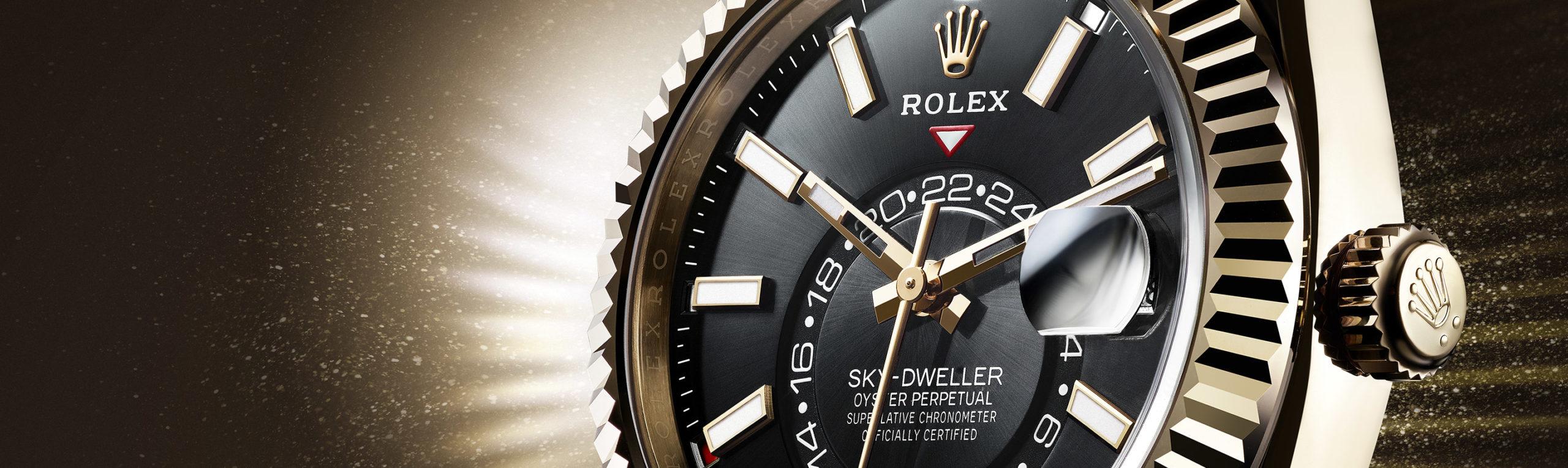 Selección Rolex para las fiestas