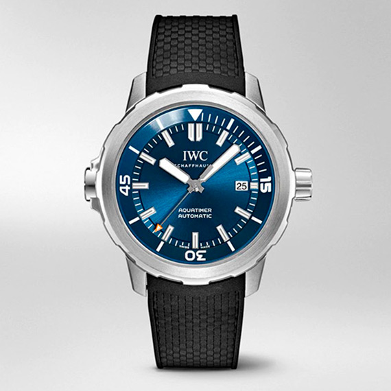 AQUATIMER AUTOMÁTICO ED. «EXPEDITION JACQUES-YVES COUSTEAU» IW329005