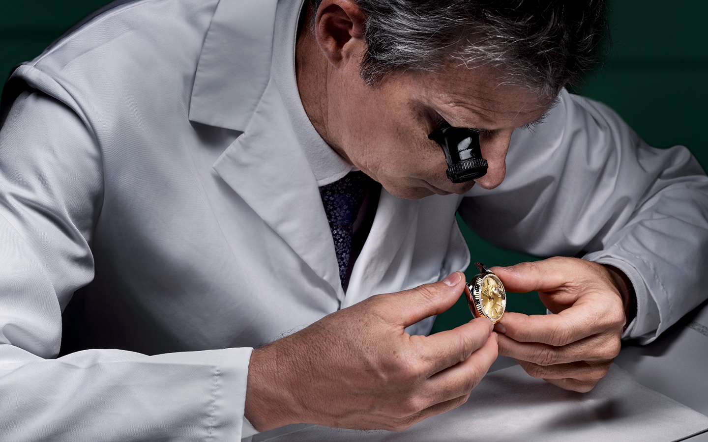 SERVICING YOUR ROLEX AT PONS 1845