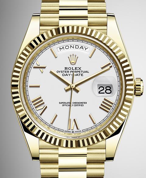 Rolex chez pons1845